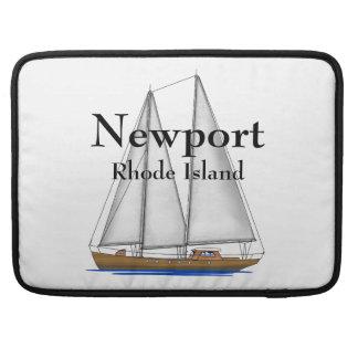 Newport Rhode Island Funda Macbook Pro