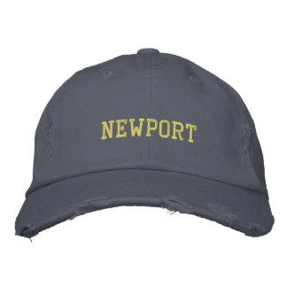 Newport Rhode Island Hat Baseball Cap