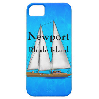 Newport Rhode Island iPhone SE/5/5s Case