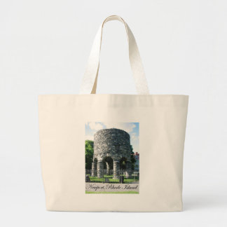 Newport, Rhode Island Large Tote Bag