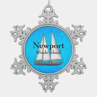 Newport Rhode Island Ornaments