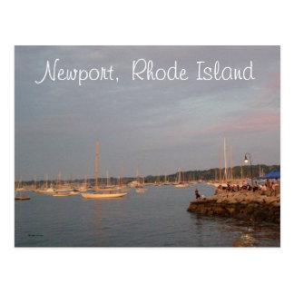 Newport, Rhode Island Tarjeta Postal