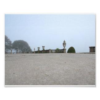Newport, RI, las mansiones, foto 8x10