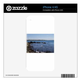 newport ri ocean view iPhone 4 skin