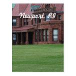 Newport, RI Tarjeta Postal