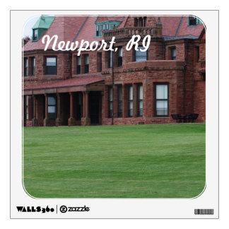 Newport, RI Wall Graphic