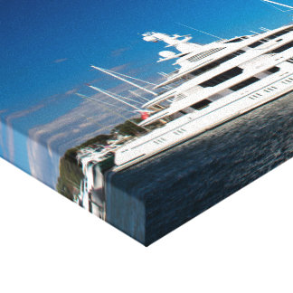 Newport, RI Yachts Canvas Print