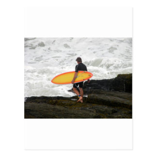 newport Surfer Postcards