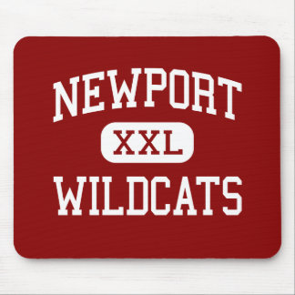 Newport - Wildcats - Middle - Newport Kentucky Mouse Pad