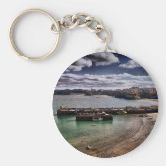 Newquay Keychain