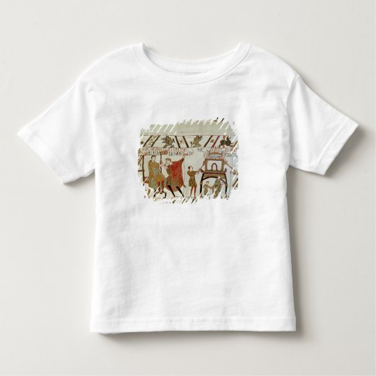 News concerning Harold  being brought to Toddler T-shirt