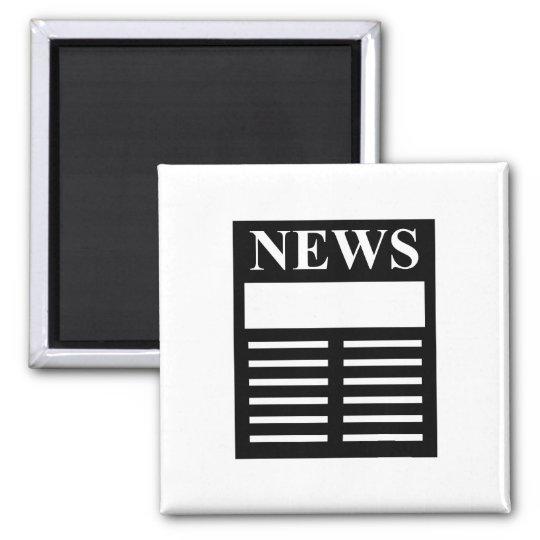 News Headlines Magnet