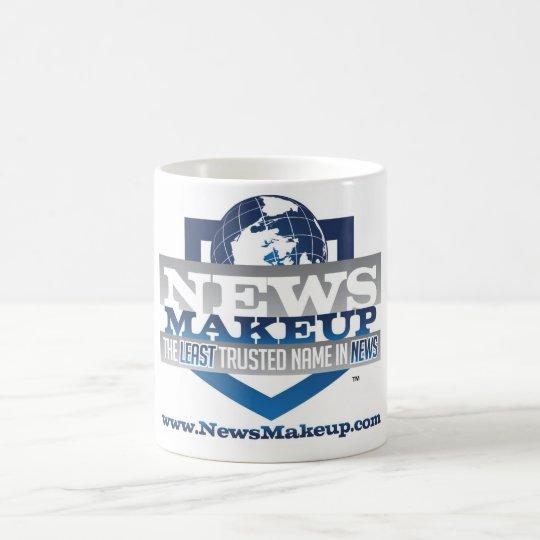 News Makeup Logo Mug