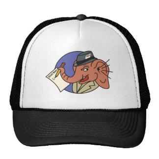 News Man: All Ears Trucker Hat