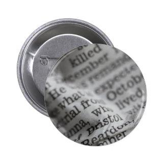 News paper pins