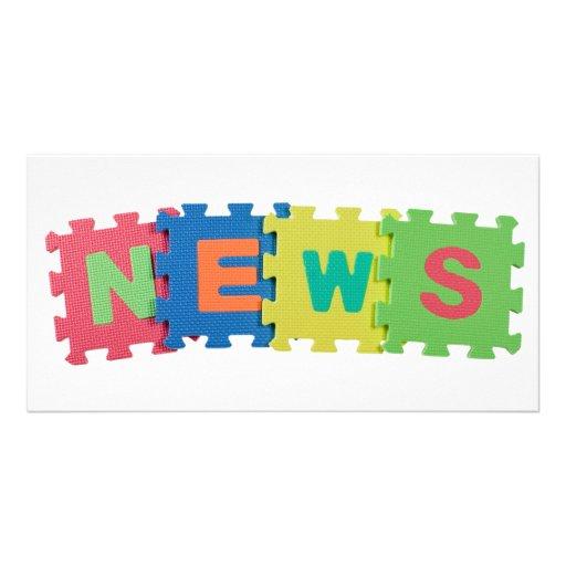 News Photo Cards