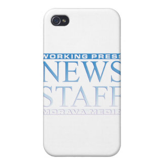 News Staff iPhone 4 Cases