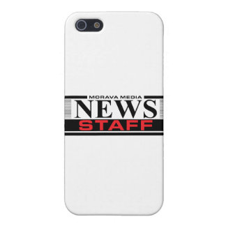 News Staff Cases For iPhone 5