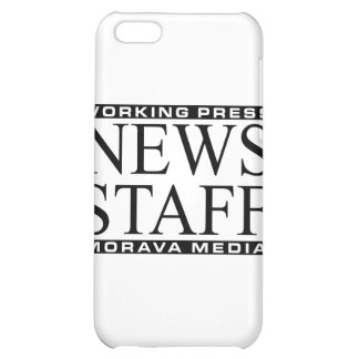 News Staff iPhone 5C Cases