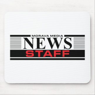 News Staff Mouse Pad