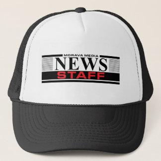 News Staff Trucker Hat