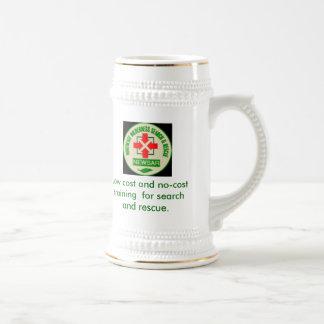 NEWSAR Stein with slogan Mug