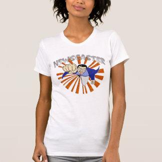 Newscaster T Shirt