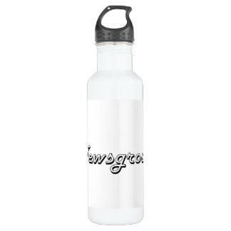 Newsgroups Classic Retro Design 24oz Water Bottle
