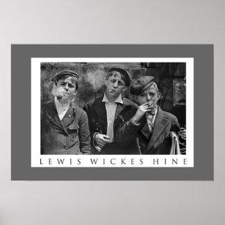 Newsies en la rama de Skeeter Poster