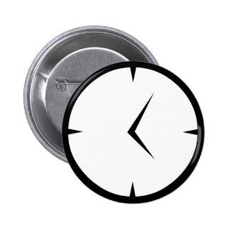 Newskoo Clock Badge Button