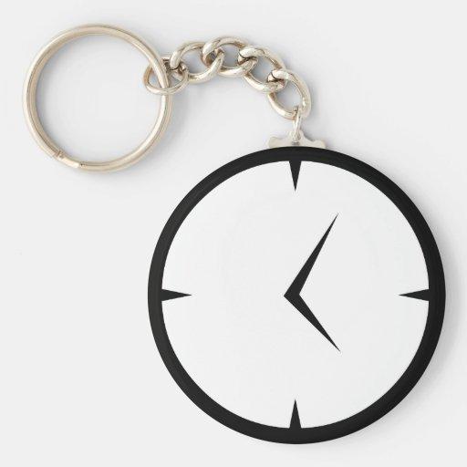 Newskoo Clock Keychain