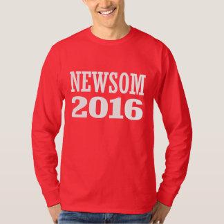 Newsom - Gavin Newsom 2016 T-Shirt