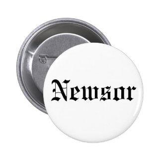 Newsor 2 Inch Round Button
