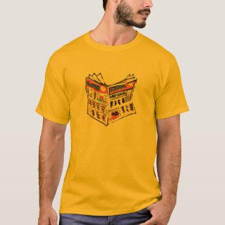 Newspaper logo T-Shirt