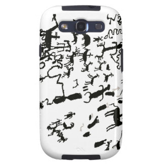 Newspaper Rock Galaxy S3 Cover