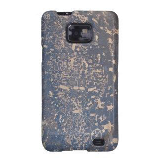 Newspaper Rock Samsung Galaxy Case