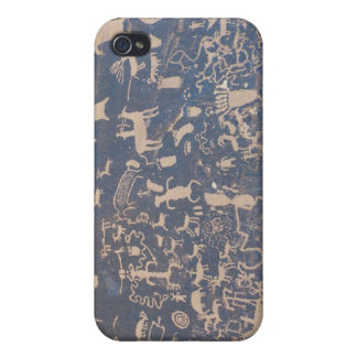 Newspaper Rock iPhone 4/4S Covers