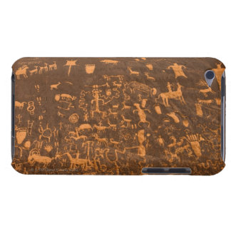 Newspaper Rock is a petroglyph panel etched in iPod Touch Cover