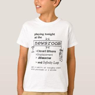 newsroom shirt