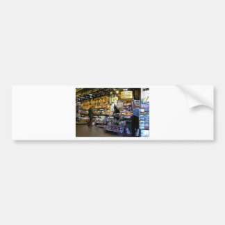 Newstand Bumper Sticker