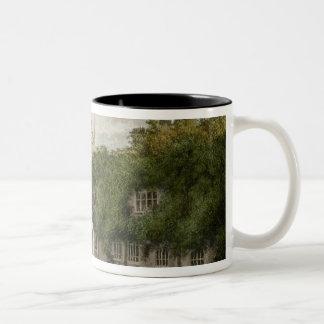 Newstead Abbey, from R. Ackermann's (1764-1834) 'R Two-Tone Coffee Mug