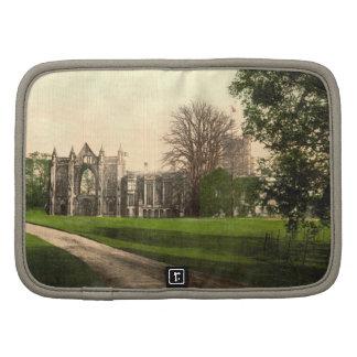 Newstead Abbey, Nottinghamshire, England Folio Planner