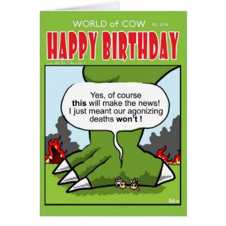 Newsworthy Cows Card
