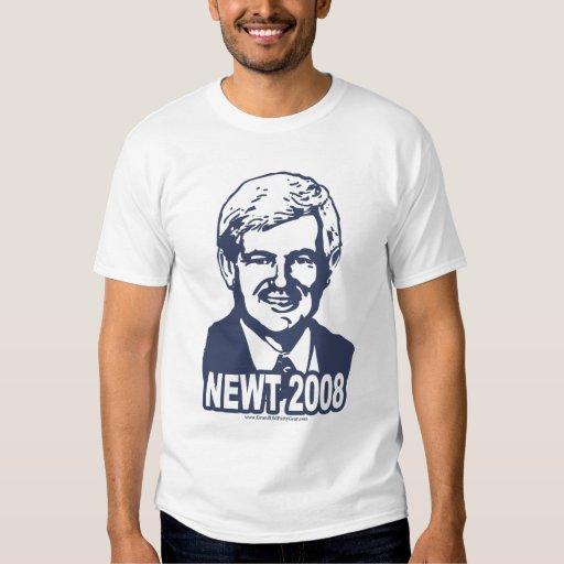 Newt 2008 Shirt