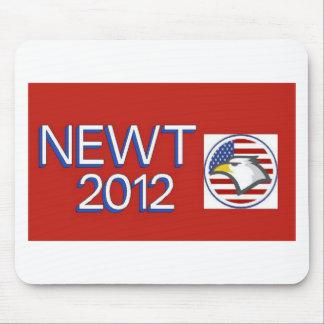 Newt 2012 Eagle Mouse Pad