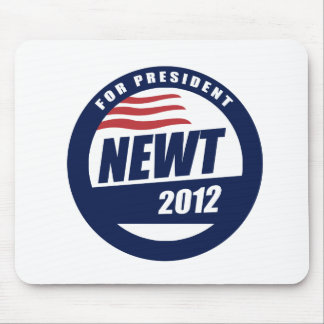Newt 2012 mouse pad