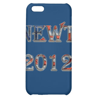 Newt 2012 - Newt Gingrich for President iPhone 5C Cases