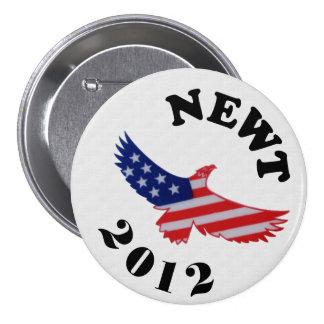 NEWT 2012 PINBACK BUTTON