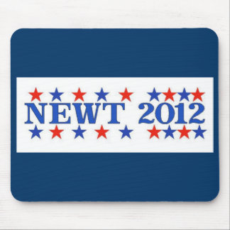 Newt 2012 RB Stars Mouse Pad