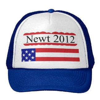 NEWT 2012 - Red, White, & Blue Trucker Hat